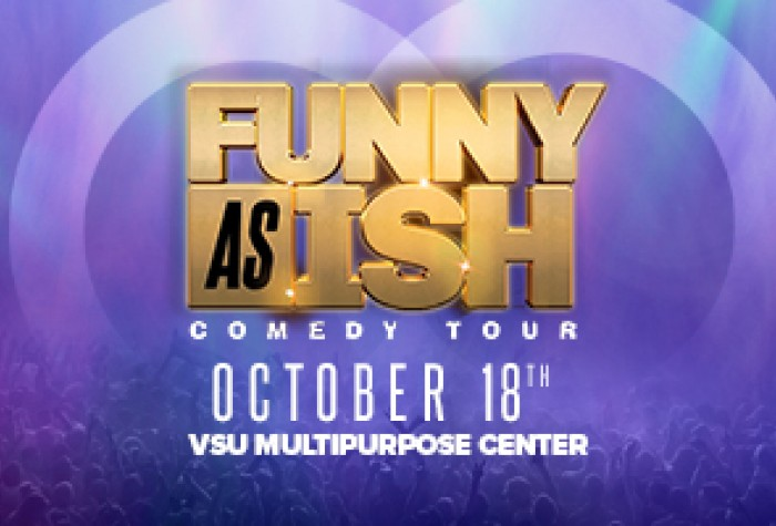Funny As Ish Comedy Tour, feat. Mike Epps, Bruce Bruce, Gary Owens, and Mark Curry